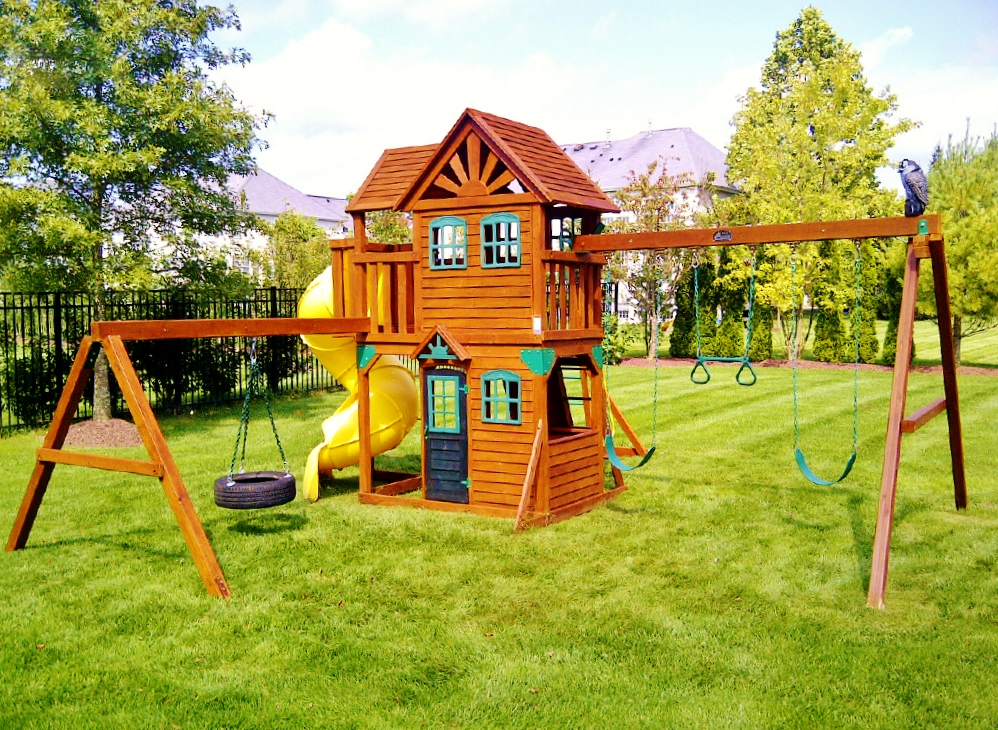 Swing Sets Assembly And Installation Nj