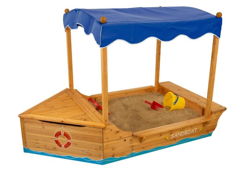 Детские песочницы кораблик своими руками