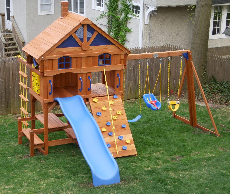 Swing Set Installer Nj Highlander Swing Set Installer Cedar